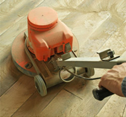 Hardwood Refinishing at Coronado Paint & Decorating in Santa Fe