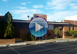 Cedarwood Veterinary Clinic - Completed Commercial Project by Coronado Paint & Decorating.