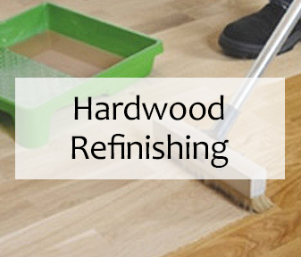 Hardwood Refinishing by Coronado Paint & Decorating
